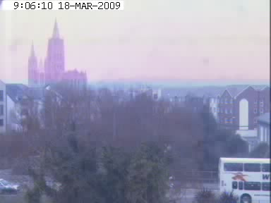 The BBC South West Webcam: Truro