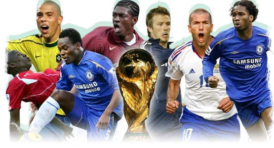 Les 171 buts - Tous les buts de la coupe du monde 2006 ...