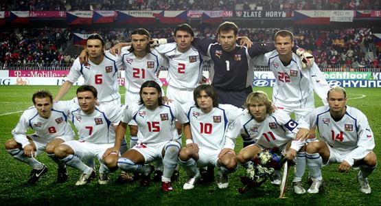 تقديم مباراة الافتتاح سويسرا والتشيك