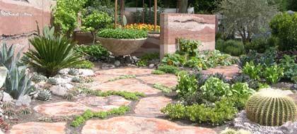 600 Days with Bradstone: Best Show Garden
