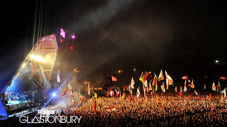 Bbc Glastonbury Festival Muse