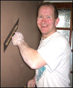 how to become a plasterer uk