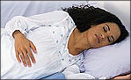 dormir sueño embarazada