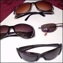 Some sunglasses.