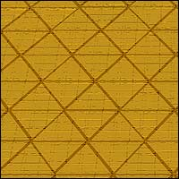 floor tiles constructed of tessellated triangles. Clever, eh?