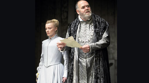 the significance of polonius in william shakespeares play hamlet Hamlet by william shakespeare complete summary of shakespeare's hamlet reeling from claudius's violent reaction to a play, hamlet mistakenly kills polonius.