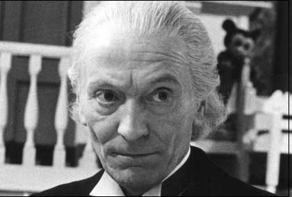 Willam Hartnell as Dr Who
