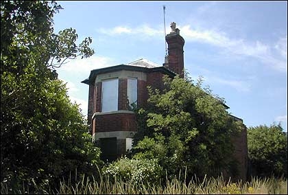 Abandoned Buildings Worcestershire Uk