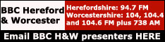 Email BBC Hereford & Worcester presenters here