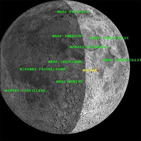 diagram of the apollo moon landings s surface - photo #3