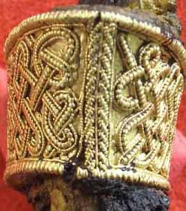 Anglo-Saxon swords