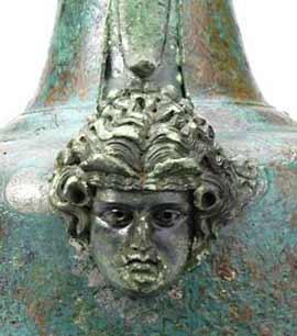 Roman tableware