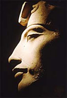 Image of Akhenaten's profile