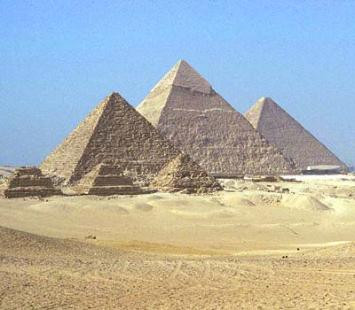 a history of the egyptian pyramids an ancient world wonder Human-made structure on the planet (after the pyramids) and its light  the  egyptian post-quaitbey now remains on the site of the pharos,  top 14 decisive  ancient battles in the history.
