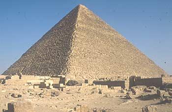 pyramid sky