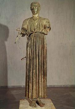 Statues of victors