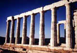 Image of the Temple of Sounion