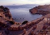 Photo of Medea's shrine near Corinth