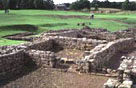 A Roman fort of Vindolanda