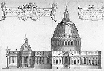 Bbc History British History In Depth Christopher Wren