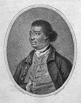 Portrait of Ignatius Sancho