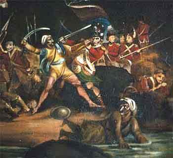 Storming of Srirangapatna