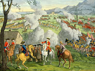 Battle of Culloden, March 1746