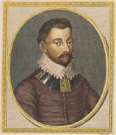 Sir Francis Drake circa 1581