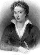 Percy Bysshe Shelley, c. 1815