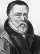 William Tyndale was born in