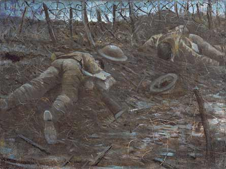 World War 1 Paintings