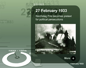 http://www.bbc.co.uk/history/interactive/timelines/nazi_genocide_timeline/index_embed.shtml