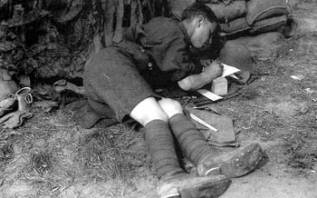 diary extracts from a soldier in the trenches - wwi essay Read the diary entry of a soldier describing a day in the trenches  extracts look at some more extracts from the soldier s diary  fronts of wwi text, maps.