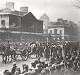 Sir Douglas Haig's funeral procession, London 3 February 1928
