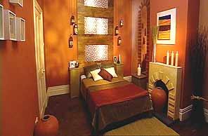 BBC - Homes - Design inspiration - Mesmerising Moroccan bedroom