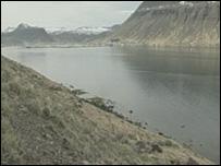 Isafjord, Iceland