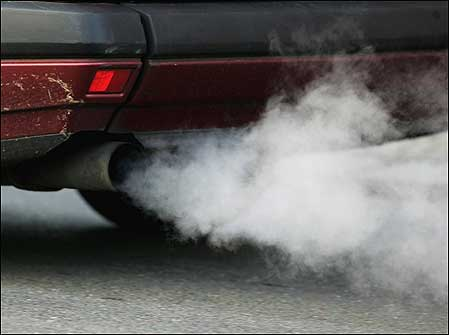 How Does Car Pollution Affect the Environment & Ozone Layer?