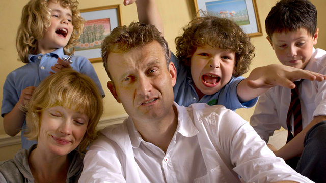 Outnumbered, Series 1, Episode 2