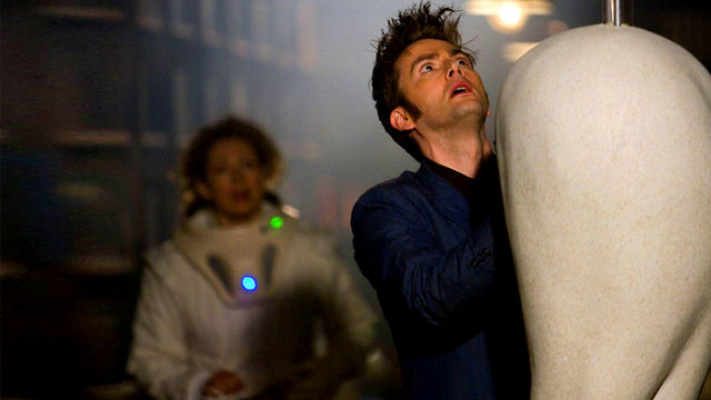 Doctor Who, Series 4, Forest of the Dead