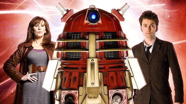 Doctor Who, Series 4, The Stolen Earth