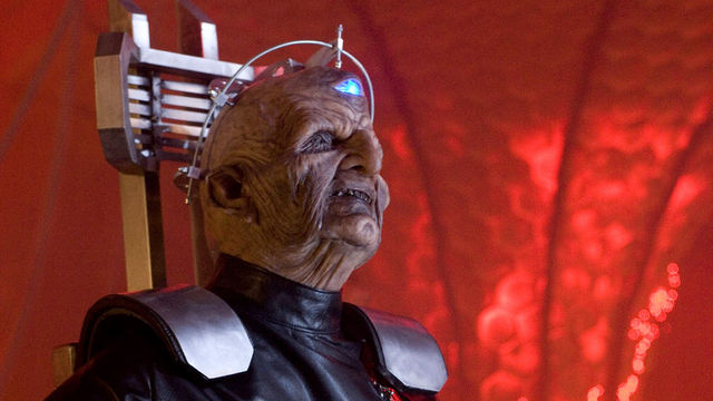 Doctor Who, Series 4, Journey's End
