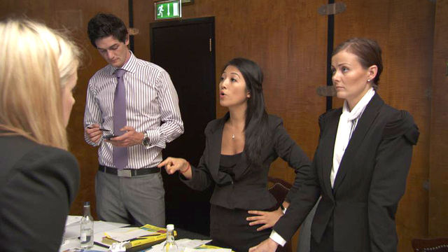 The Apprentice, Series 7, Discount Buying for the Savoy