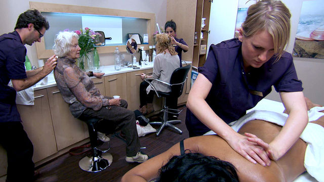 The Apprentice, Series 7, Beauty Treatments