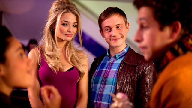Pramface, Series 1, Man of the Moment