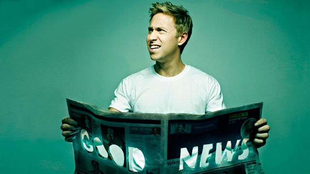 Russell Howard's Good News, Series 6, Episode 1