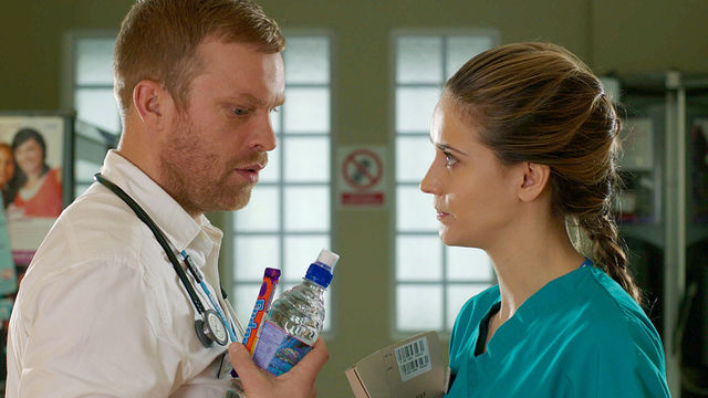 Casualty, Series 26, Home Truths