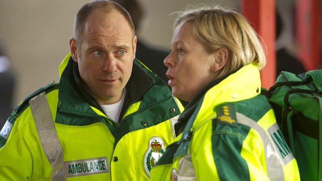 Casualty, Series 26, Teenage Dreams