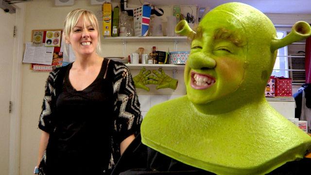 Shrek Ass 85