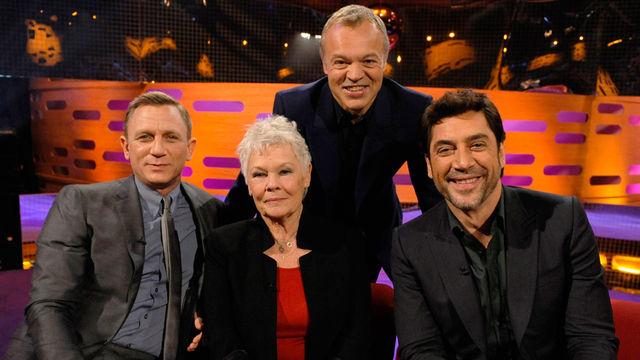 The Graham Norton Show, Series 12, Episode 2