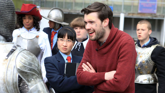 Bad Education, Series 2, The American
